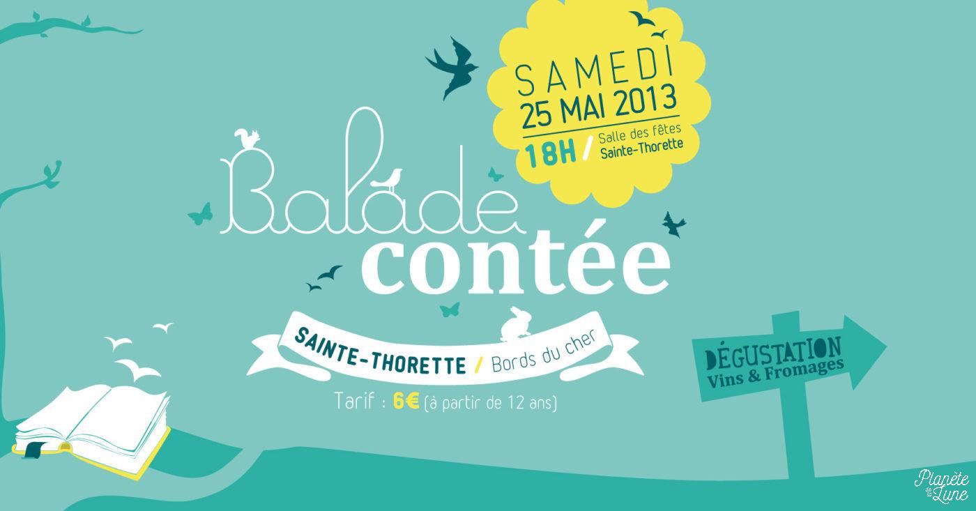 Photographe Bourges - Balade contée de Sainte Thorette