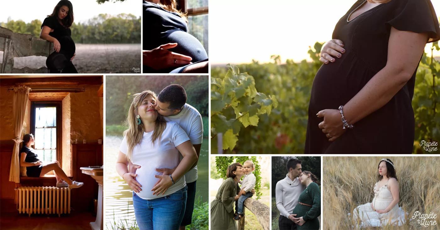 Photographe Bourges - Photographe grossesse à Bourges
