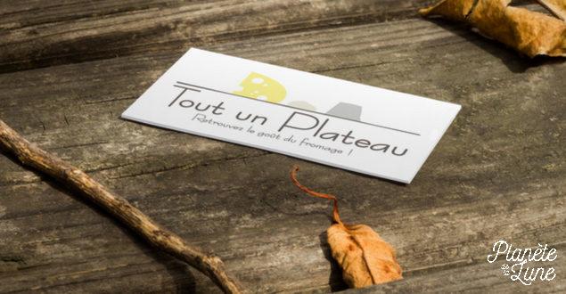 Tout un plateau… de fromage !